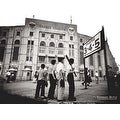 ''Yankee Boys, Yankee Stadium, Bronx NY'' by Corbis Archive Stadiums Art Print (24 x 32 in.) - Thumbnail 0