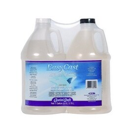 Easy Cast Clear Casting Epoxy Enamel Resin 1 Gallon