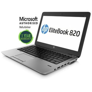 Refurbished HP 820G1, intel i5(4300U) - 1.9GHz, 8GB, 120SSD, W10 Pro, WiFi