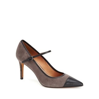 Coach Smith Mary Jane Pumps Heels Shoes - 8.5 b(m)