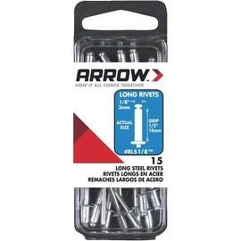 Arrow 1/8X1/2 Stl Rivet