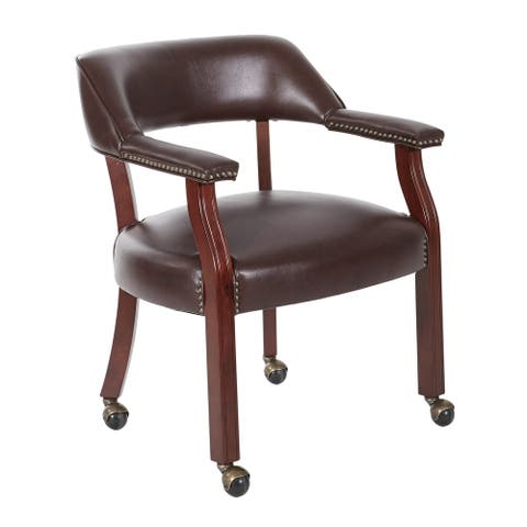Traditional Visitors Chair
