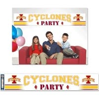 Iowa State Cyclones Banner Party