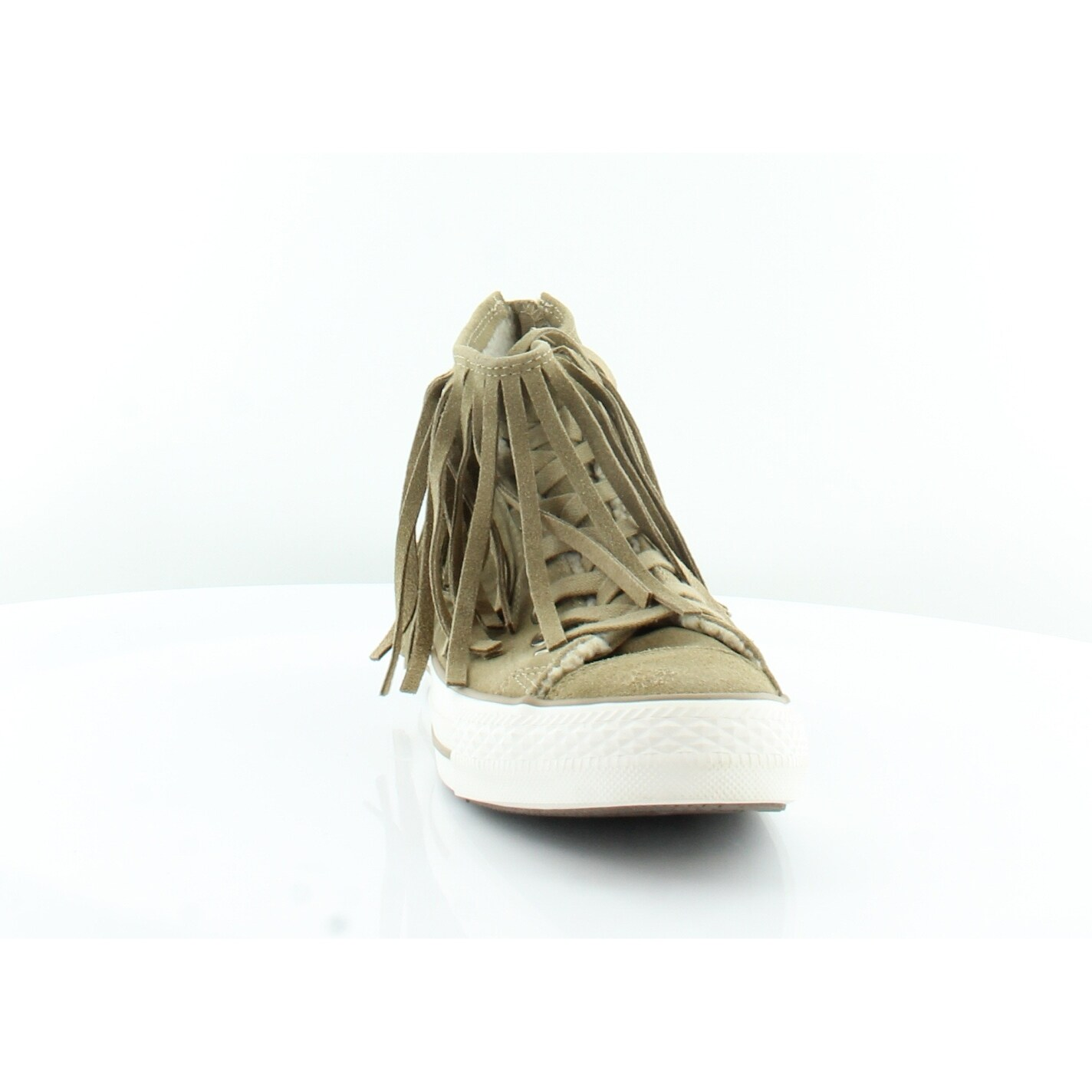 Shop Converse Fringe Women's Fashion Sneakers Sand Dune 8