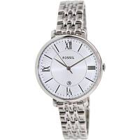 Fossil Women's Jacqueline  Silver Stainless-Steel Quartz Fashion Watch