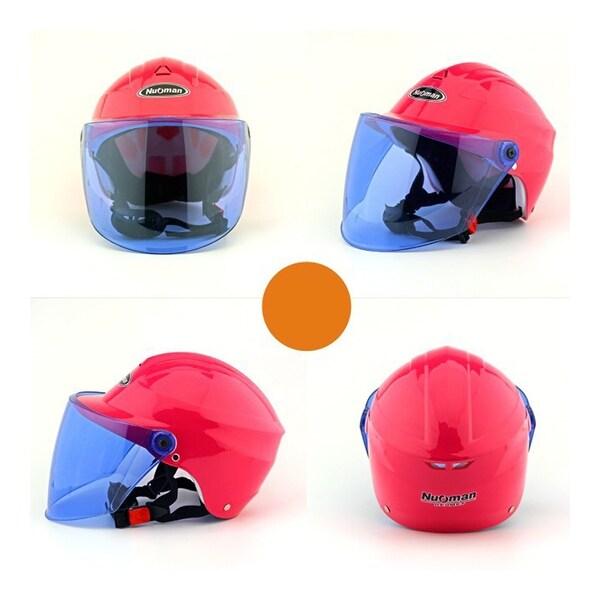 Motorcycle Motor Bike Scooter Safety Helmet 301 - pink