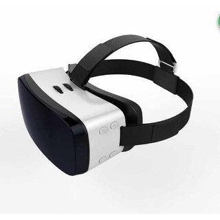 TechComm Orpheus 3D 32GB VR Headset with Bluetooth, WiFi, and Powerful Battery with Temperature Control