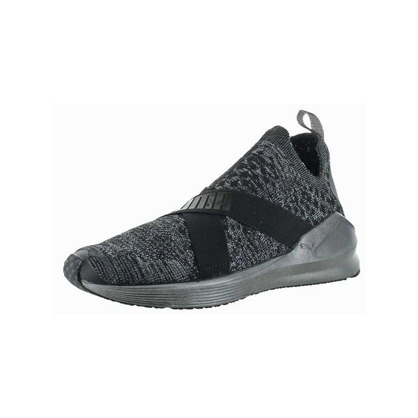 361dc99fd3a9 Shop Puma Womens Fierce evoKNIT Fashion Sneakers Round Toe Casual ...