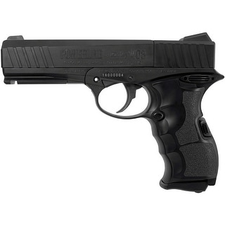 Daisy 981408 442 Daisy 1408 Powerline Semi Automatic Co2 Air Pistol Black