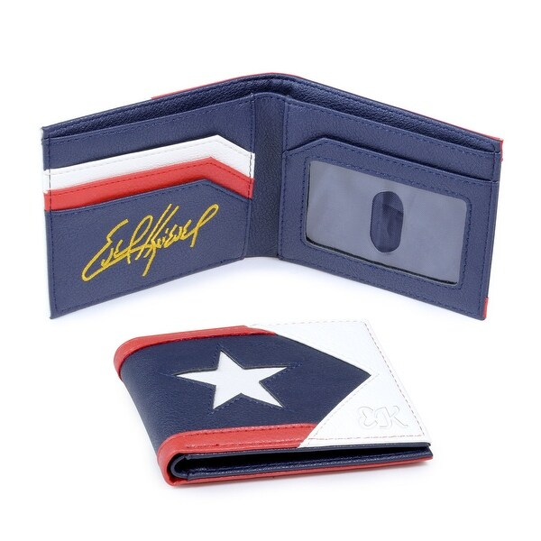 Evel Knievel Men's Bi-Fold Wallet - Multi