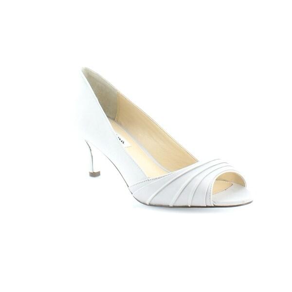 Nina Carolyn Women's Heels Silver Luster