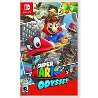 Nintendo Hacpaaaca Super Mario Odyssey Adventure Game For Switch