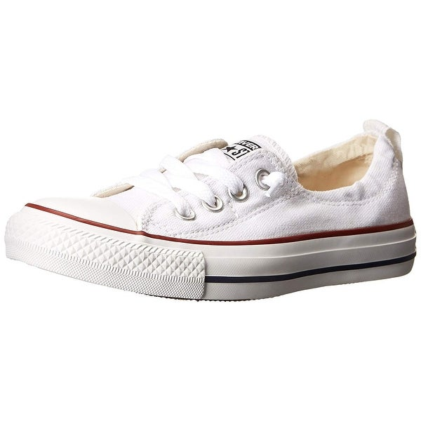 Converse Chuck Taylor All Star Shoreline White Lace Up Sneaker 9 B Medium