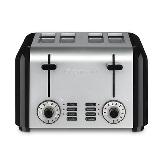 Cuisinart Elements 4 Slice Toaster (Refurbished)