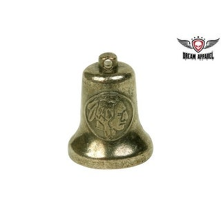 Indian Head Motorcycle Bell