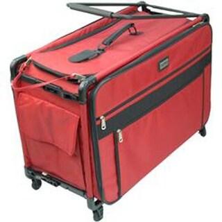 Red - Tutto Machine On Wheels Case