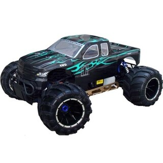 Redcat Racing Redcat Rampage -Version 3 MT .20 Scale Gas Truck