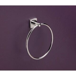 "Bissonnet 753410 Quaruna 7-1/2"" Wall Mounted Towel Ring - n/a"