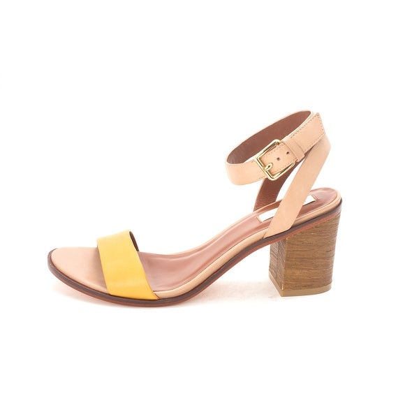 Cole Haan Womens Mychellesam Open Toe Casual Ankle Strap Sandals - 6