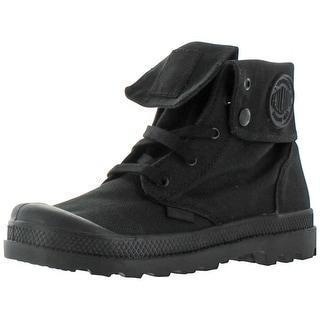 Palladium Baggy Zipper Little Kid Boy's Canvas Boots