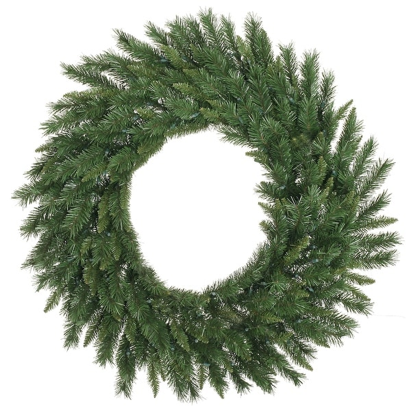 """48"""" Imperial Pine Wreath 300 tips"""