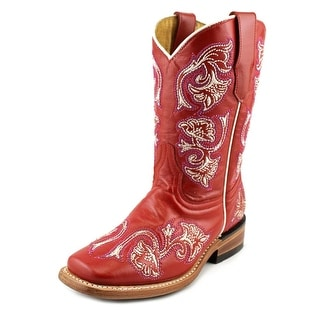 Corral G1095 EW Square Toe Leather Western Boot