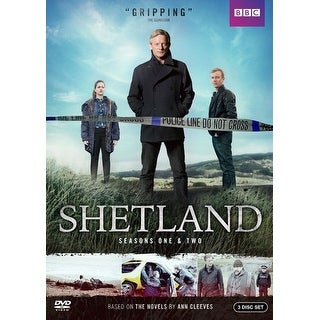 Shetland: Season One & Two [DVD]