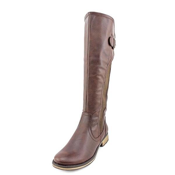 Bare Traps Womens Syretta Closed Toe Mid-Calf Fashion Boots