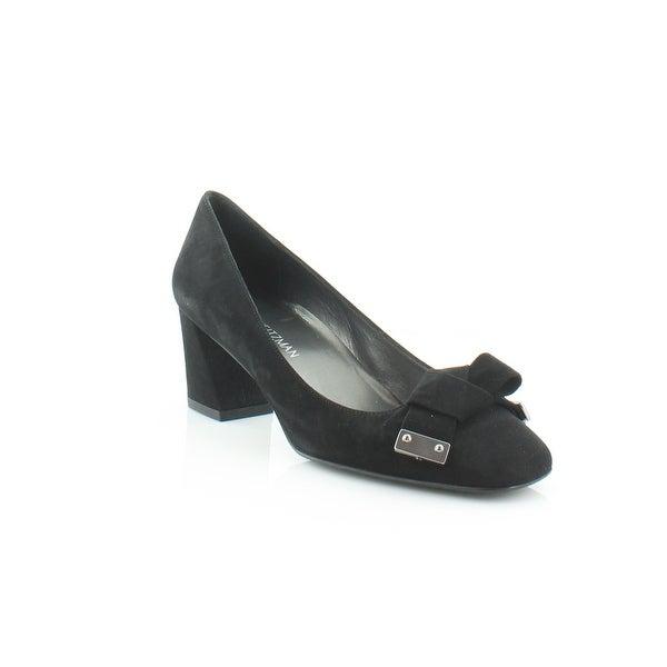 Stuart Weitzman Boldfore Women's Heels Black