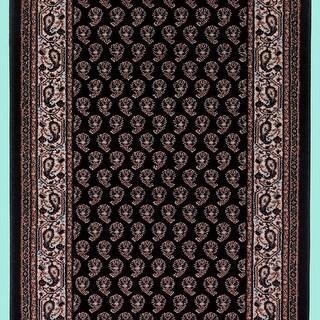 Carpet Runner Navy Saraband Wool Stair Runner 26 W