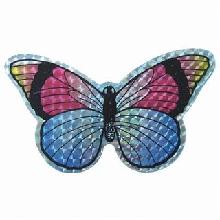Clark Collection Small Multi-Colored Butterfly Door Screen Saver