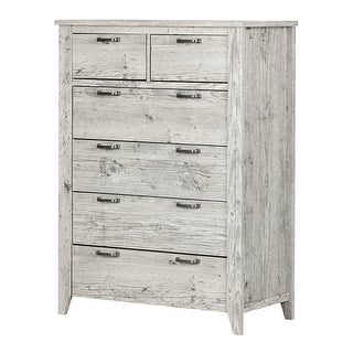 Link to South Shore Lionel 6-drawer Lingerie Chest Similar Items in Dressers & Chests