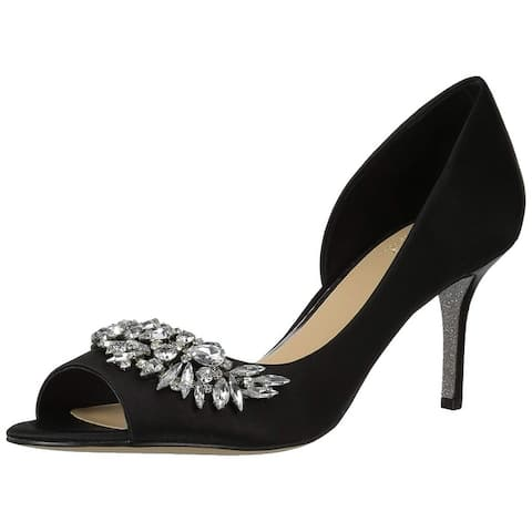 Badgley Mischka Women's Melvina Pump