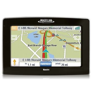 Refurbished Refurbished Magellan Maestro 4250 Automotive GPS w/ Turn-by-Turn Voice & Visual Guidance