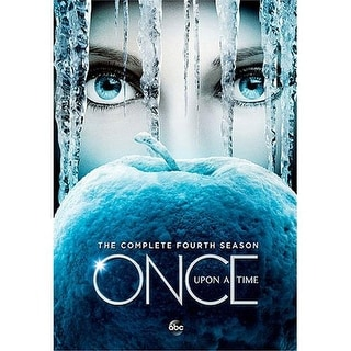 ONCE UPON A TIME-COMPLETE 4TH SEASON (DVD/5 DISC/WS)