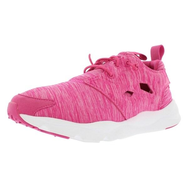 189f4f71c5fab6 Reebok Furylite Jersey Casual Women s Shoes - 6 b(m) us - Free ...