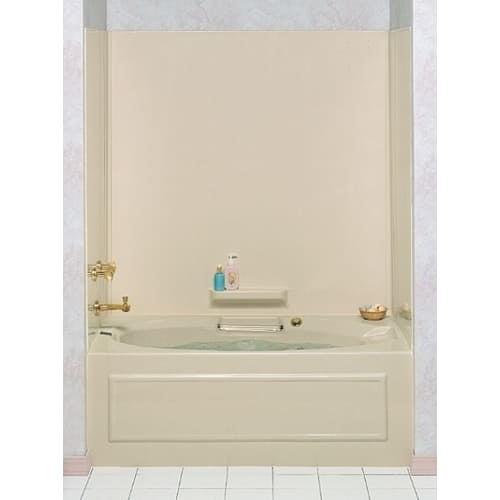 Swanstone WW-6000 High-Gloss Whirlpool Tub Wall Kit 30\
