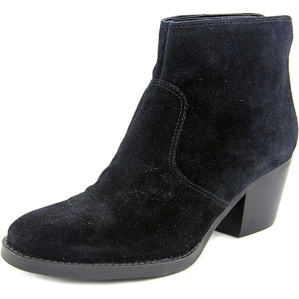 Nine West Bolt Women  Round Toe Suede  Bootie