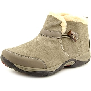 Easy Spirit Endura   Round Toe Suede  Winter Boot