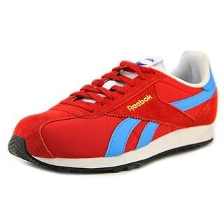 Reebok Royal Alperez Round Toe Leather Sneakers