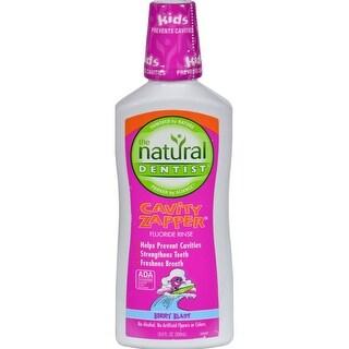 Natural Dentist Fluoride Rinse - Kids - Cavity Zapper - 16. 9 fl oz