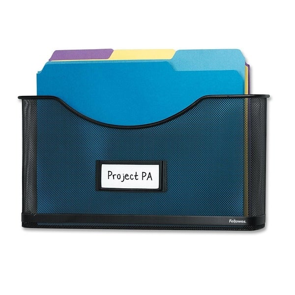 Fellowes 7702701 Mesh Partition Additions File Pocket