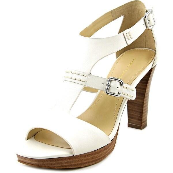 Marc Fisher Tatyana Women Open Toe Leather Sandals