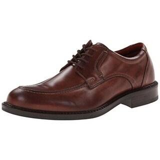 Johnston & Murphy Womens Eubanks Leather Formal Oxfords - 8 medium (d)