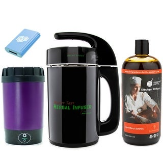 tCheck 2 Infusion Potency Tester w/ Herbal Infuser Bundle