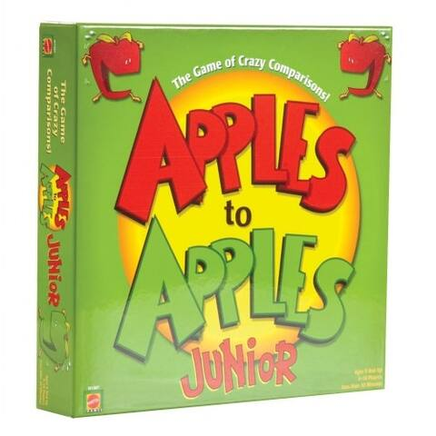 Apples to Apples Jr.