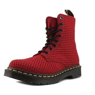 Dr. Martens Page   Round Toe Canvas  Boot