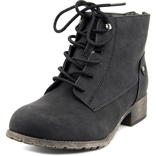 Jellypop Grant Women Round Toe Synthetic Bootie
