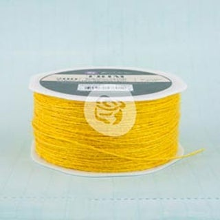 Mustard - Prima Marketing Jute Trim 200yds