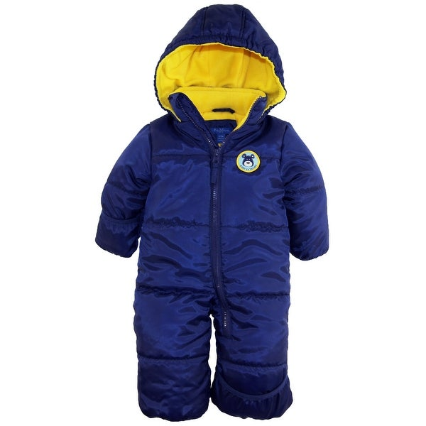 c01bc4702 Shop iXtreme Baby Boys Expedition Puffer Winter Snowsuit Pram ...
